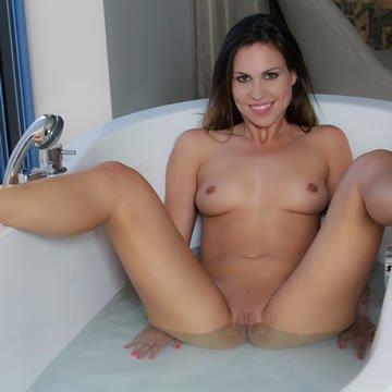 Jenny Appach - élvezetes fürdés