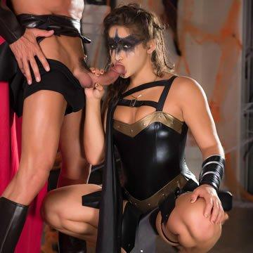 Abella Danger - szexi gladiátor