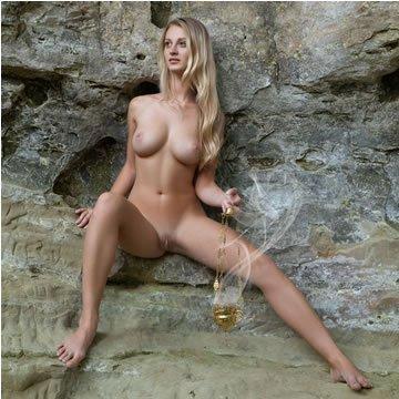 Carisha  - a szikla szépe