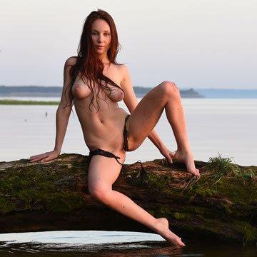 Eva - tóparti gyönyörűség